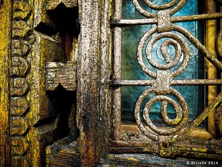 Window by Kimm Kiriako