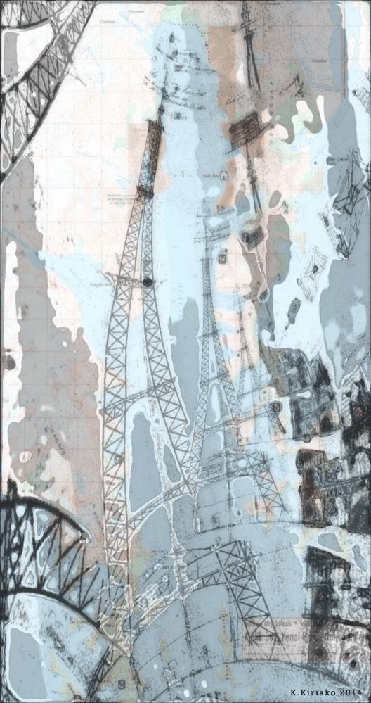 Paris Dream by Kimm Kiriako