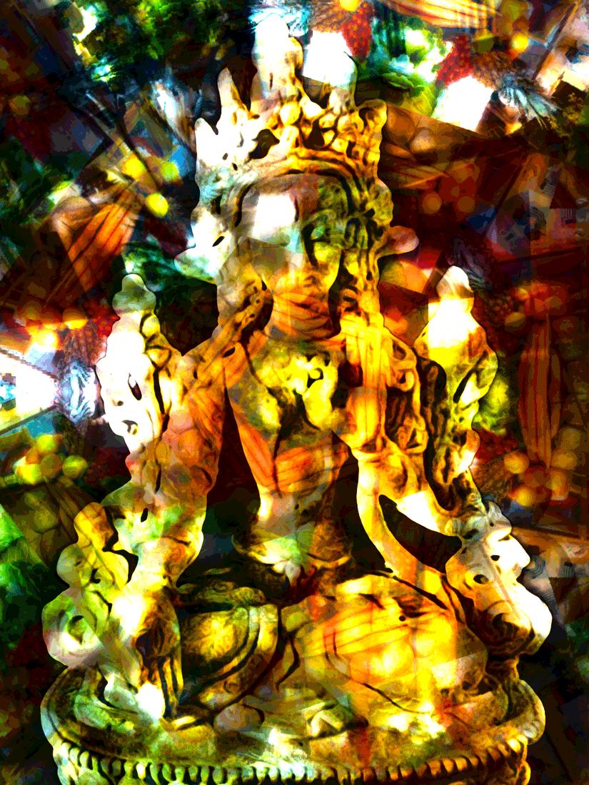 Kuan Yin by Kimm Kiriako