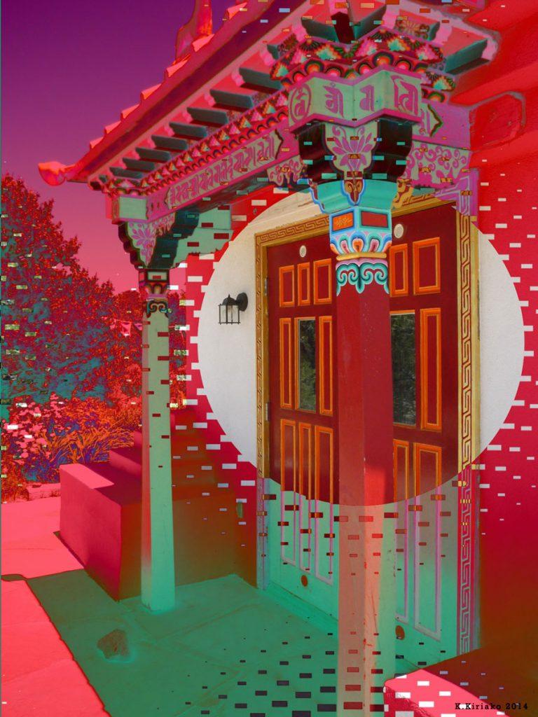 El Rito Stupa by Kimm Kiriako